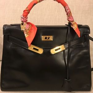 Women s Hermes Kelly Handbag Price on Poshmark fa7125c14